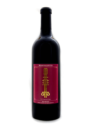"Martellotto ""Il Capoccia"" Riserve Red Blend Happy Canyon of Santa Barbara 2016"