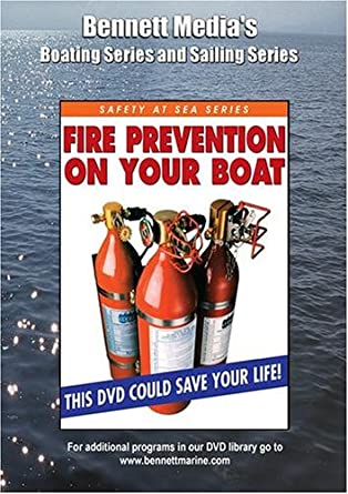 Fire Prevention on Your Boat