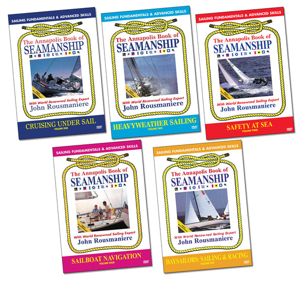 Annapolis Book of Seamanship:  Discount Bundle