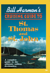 Bill Harmon's Cruising Guide to US Virgin Islands of St Thomas & St John