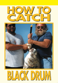 How To Catch Black Drum