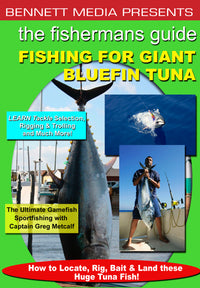 Fisherman's Guide, The: Fishing for Giant Bluefin Tuna - Classic Tuna Action!