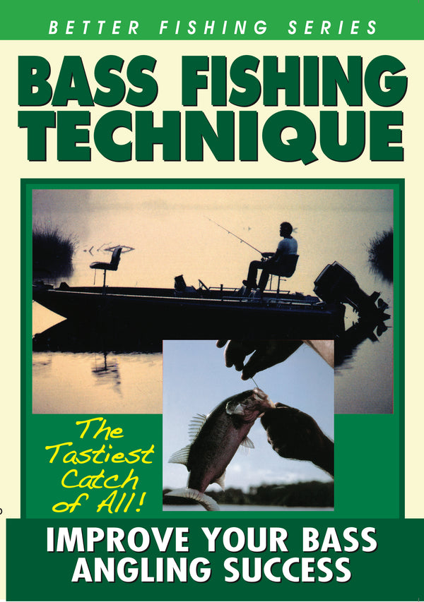 Bass Fishing Technique