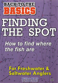 Back to the Basics - Fishing: Finding the Spot