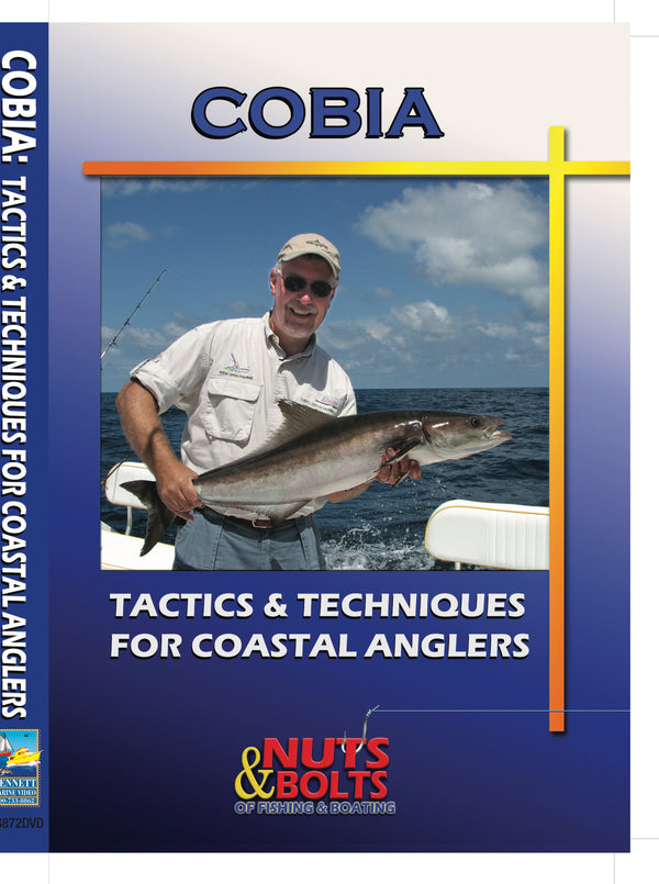 Cobia: Tactics & Techniques For Coastal Anglers