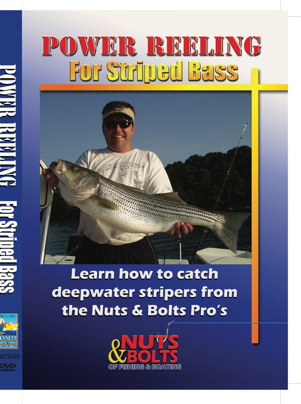 Power Reeling For Striped Bass