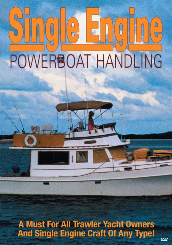 Single Engine Powerboat Handling