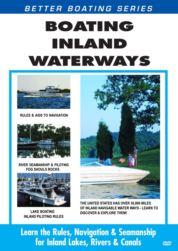 Boating Inland Waterways