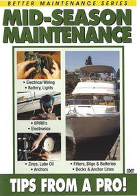 Mid-Season Boat Maintenance