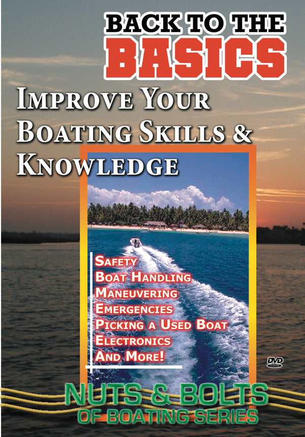 Improving Your Boating Skills & Knowledge