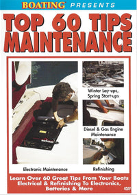 Boating's Top 60 Tips Maintenance