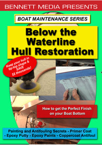 Below the Waterline Hull Restoration