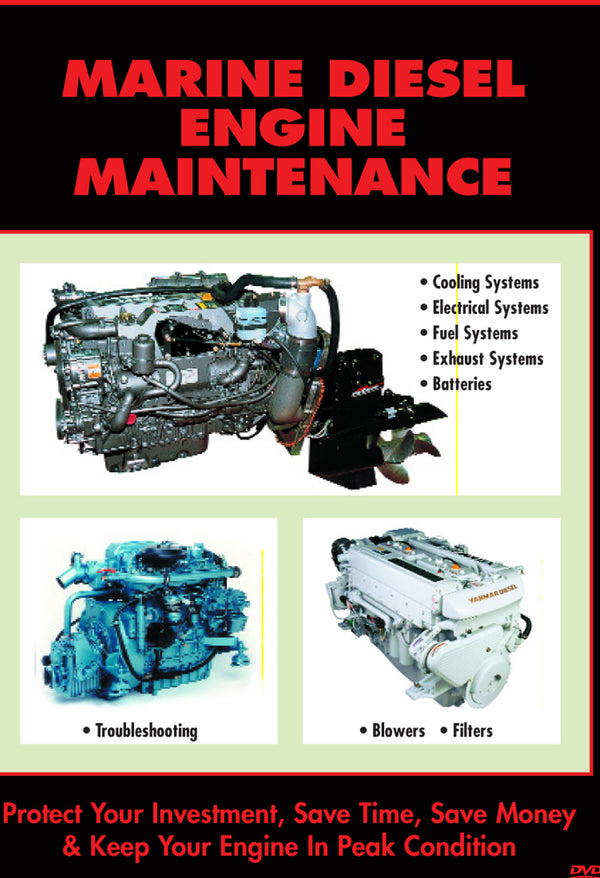 Marine Diesel Engine Maintenance