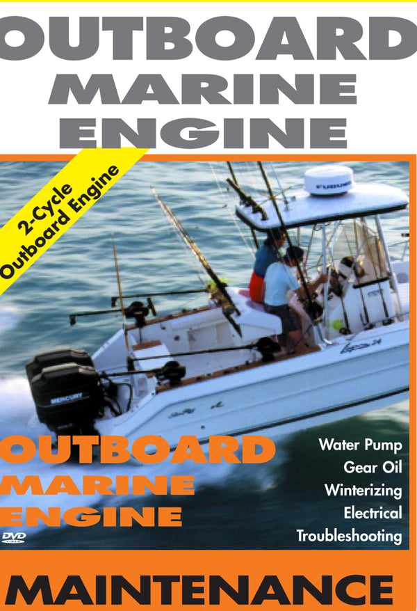 Outboard Marine Engine Maintenance