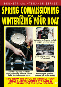Spring Commissioning & Winterizing Your Boat