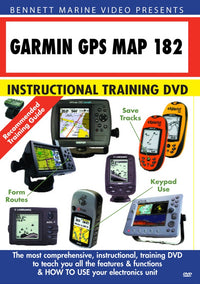 Garmin GPS MAP 182