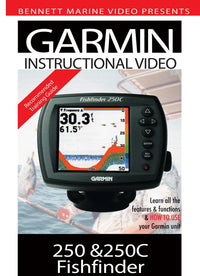Garmin 250/250c Fishfinder (DVD)