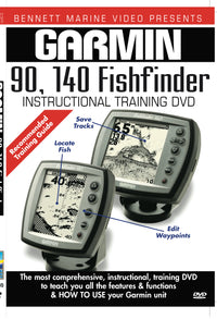 Garmin 90/140 Fishfinders (DVD)