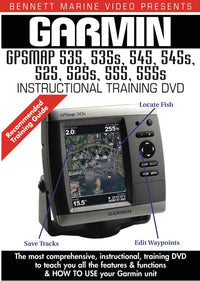 Garmin GPSMAP 535, 535s (US Inland), 545, 545s (US Offshore), 525, 525s, 555, 555s (World W)