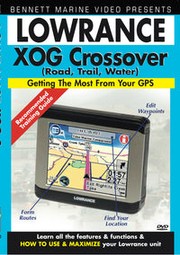 Lowrance XOG Crossover (Road, Trail, Water)