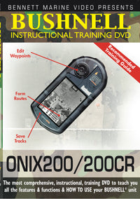Bushnell Instructional Training DVD: ONIX 200/200CR