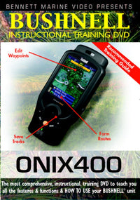 Bushnell Instructional Training DVD: ONIX400 & 350