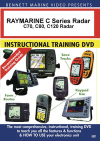 Raymarine C-Series: C70, C80, and C120 Radar Operation Only
