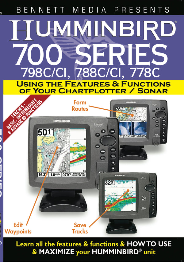Humminbird 700 Series 798C/CI, 788C/CI, 778C HD
