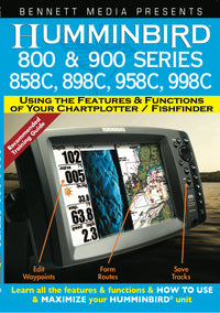 Humminbird 800 & 900 Series 858c, 898c, 958c 998c / HD