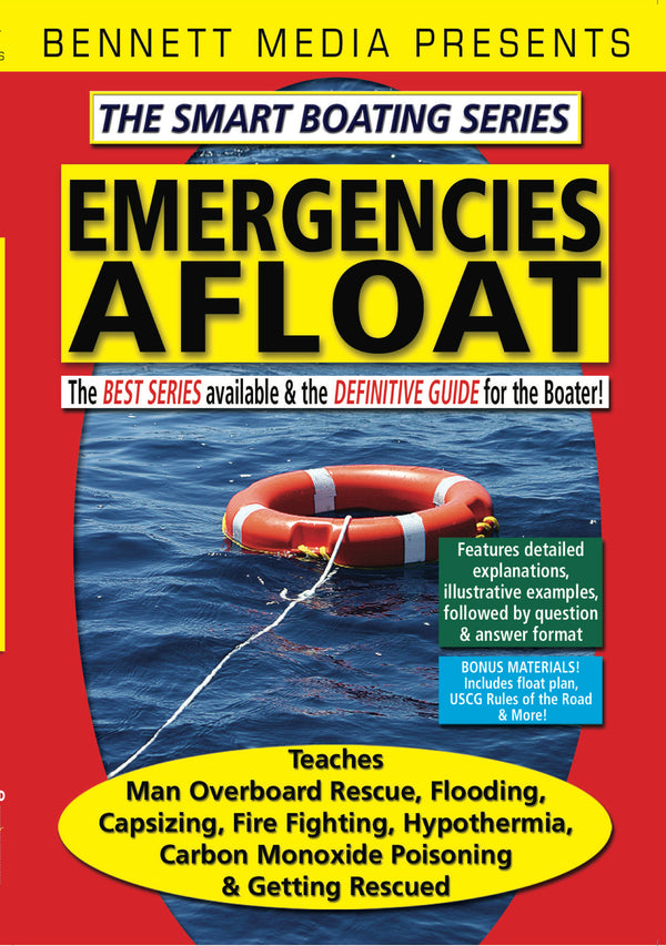 Smart Boating Series - Emergencies Afloat