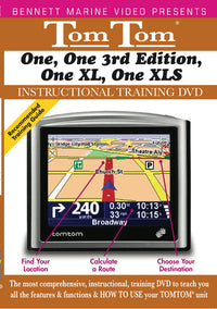 Tomtom One, One Third Edition, One Xl/Xls