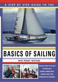 Basics of Sailing: Learn How To Sail with Penny Whiting