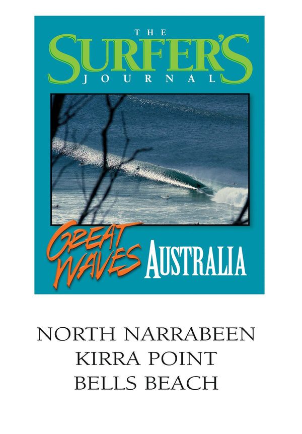 The Surfer's Journal - Great Waves - Australia