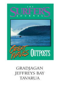 The Surfer's Journal - Great Waves - Outposts