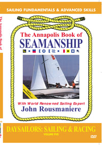 Annapolis Book of Seamanship: Daysailors Sailing & Racing