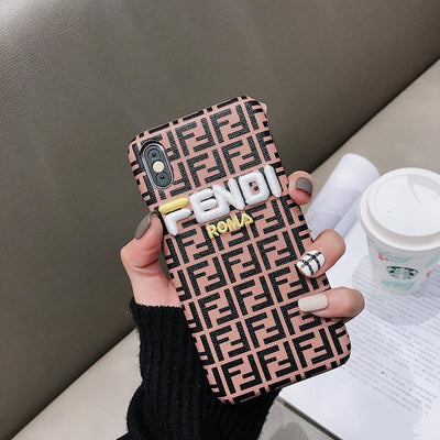 """Luxe Embroidery"" Case"