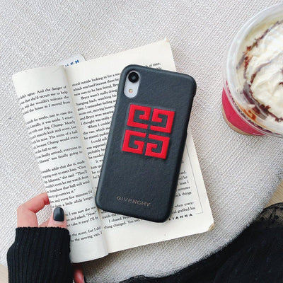 """GV Embroidery"" iPhone Case"