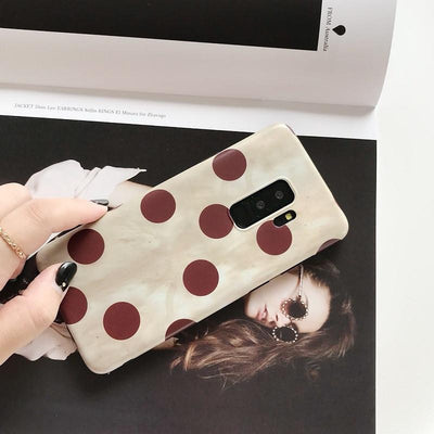 Dirty Dots Samsung Case
