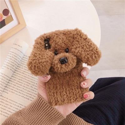 """Cute Puppy"" iPhone Case"