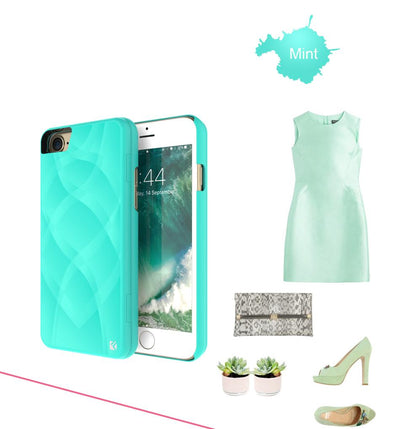 Luxe mirror - iPhone Case