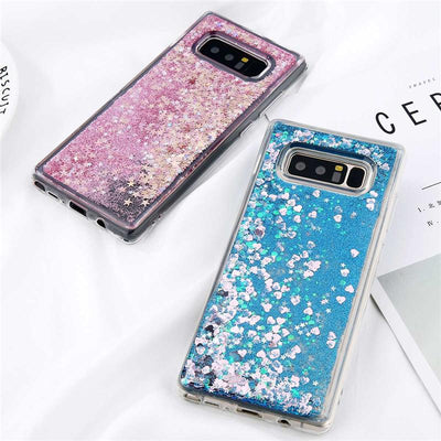 Moving Glitter Samsung Case