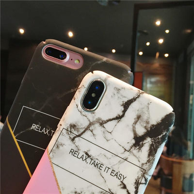 Relax - iPhone Case