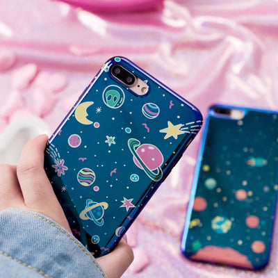 """Space"" iPhone Case"