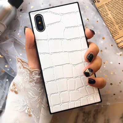 Stone Box iPhone Case
