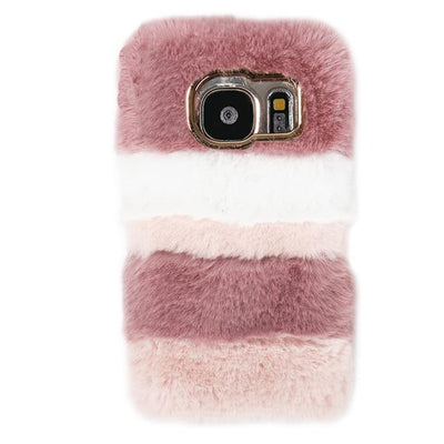 Faux Fur Samsung Case
