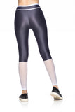 Pop Up Leggings - Graphite