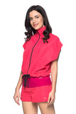 Reflect Vest - Citric Pink