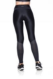 Texture Leggings - Black