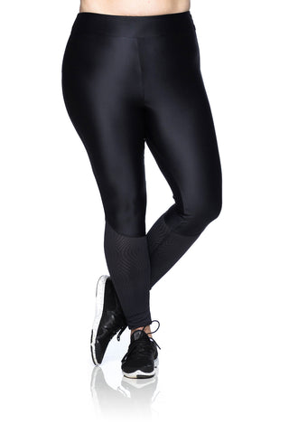 Texture Leggings - PLUS SIZE