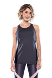 Impact Tank Top - Dark Grey